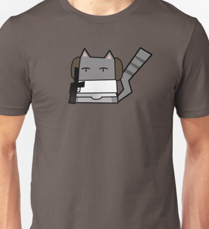 Leia Cat Unisex T-Shirt
