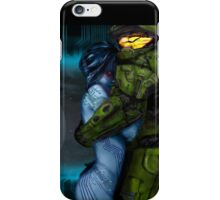Cortana & Master Chief iPhone Case/Skin