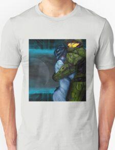 Cortana & Master Chief Unisex T-Shirt