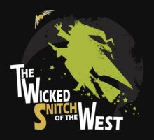 The Wicked Snitch of the West - Dark by TeeDragon