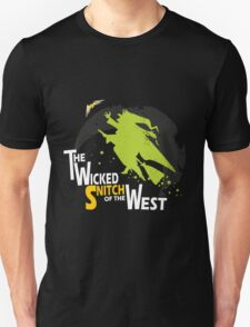 The Wicked Snitch of the West - Dark Unisex T-Shirt