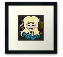 Fire, Walk With Me Framed Print