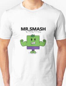 The Mr. Smash  T-Shirt