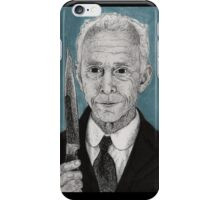 The Gift - Doc - BtVS S5E22 iPhone Case/Skin