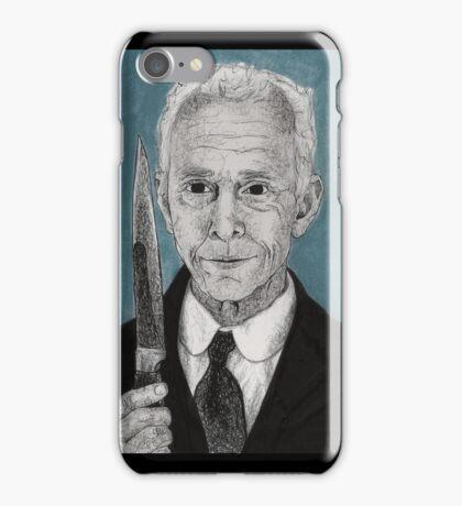 The Gift - Doc - BtVS S5E22 iPhone Case/Skin