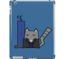 9th Doctor Cat iPad Case/Skin
