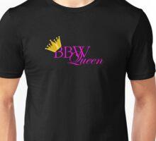 BBW-Queen -Gold Unisex T-Shirt
