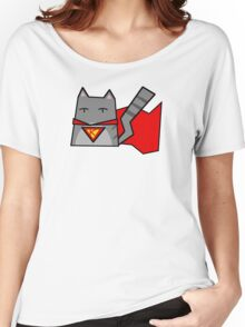 Supercat Women's Relaxed Fit T-Shirt