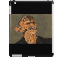 Bargaining P1 - Razor's Lackey - BtVS S6E1 iPad Case/Skin