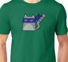 Leonardo Teenage Mutant Ninja Kitty Unisex T-Shirt