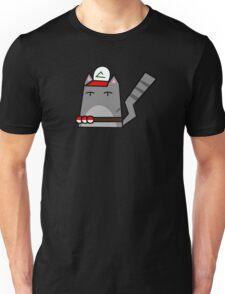 Ash (pokemon) Cat Unisex T-Shirt