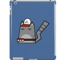 Ash (pokemon) Cat iPad Case/Skin