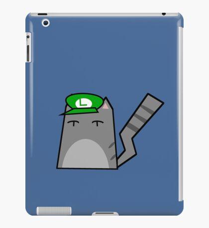 Luigi Cat iPad Case/Skin