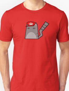 Mario Cat T-Shirt