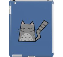 Totoro Cat iPad Case/Skin