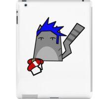 Sonic Cat iPad Case/Skin