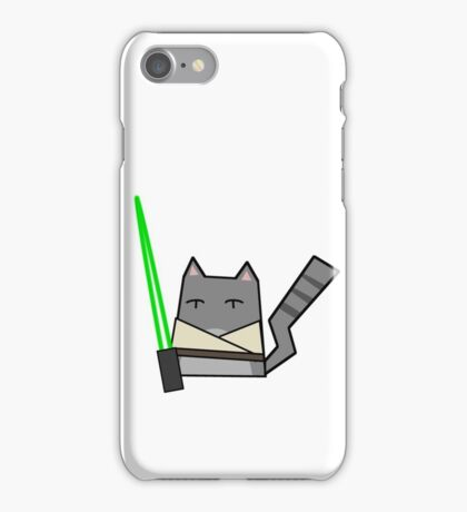 Skywalker Cat iPhone Case/Skin