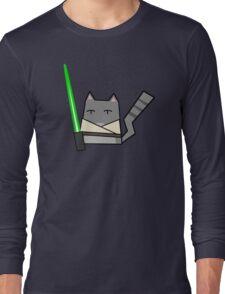 Skywalker Cat Long Sleeve T-Shirt