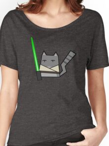 Skywalker Cat Women's Relaxed Fit T-Shirt