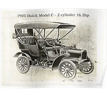 1905 Buick Poster
