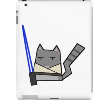 Skywalker Cat iPad Case/Skin