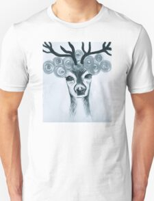 reindeer with flowers T-Shirt
