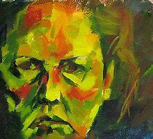 portrait by Deborah Green