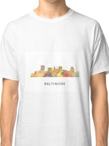 Baltimore, Maryland Skyline WB1 Classic T-Shirt