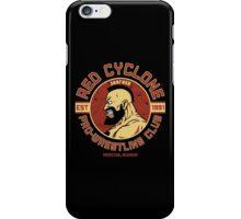 Pro-Wrestling Club iPhone Case/Skin