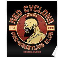 Pro-Wrestling Club Poster