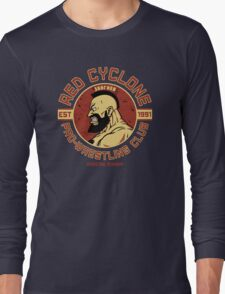 Pro-Wrestling Club Long Sleeve T-Shirt