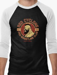 Pro-Wrestling Club Men's Baseball ¾ T-Shirt