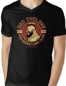 Pro-Wrestling Club Mens V-Neck T-Shirt