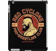 Pro-Wrestling Club iPad Case/Skin