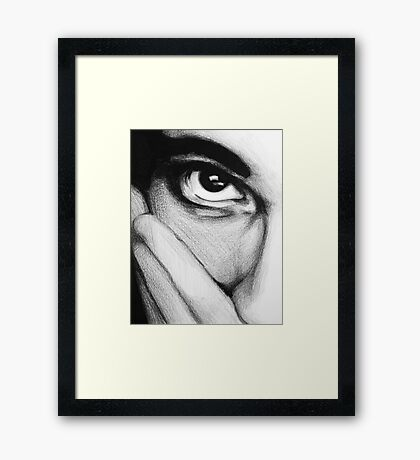 Self Portrait 2010 Framed Print