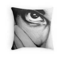 Self Portrait 2010 Throw Pillow