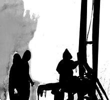 ominous scene by Loui  Jover