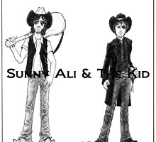 Sunny Ali & The Kid by Khaiam D.
