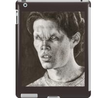 All the Way - Justin - BtVS S6E6 iPad Case/Skin