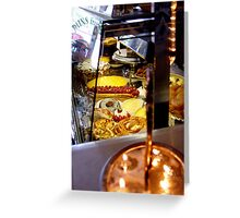 French Patisserie Greeting Card