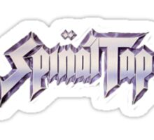 Spinal Tap Sticker