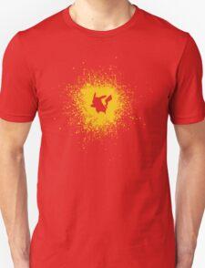 pikachu splotch T-Shirt