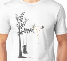 breathe life Unisex T-Shirt