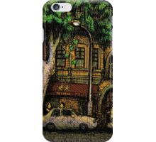 The Yellow House, Potts Point iPhone Case/Skin