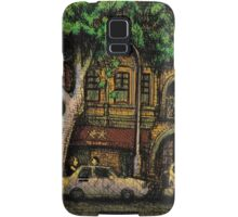 The Yellow House, Potts Point Samsung Galaxy Case/Skin