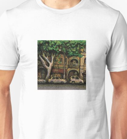The Yellow House, Potts Point Unisex T-Shirt