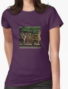 The Yellow House, Potts Point Womens Fitted T-Shirt