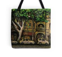 The Yellow House, Potts Point Tote Bag