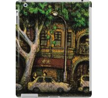 The Yellow House, Potts Point iPad Case/Skin