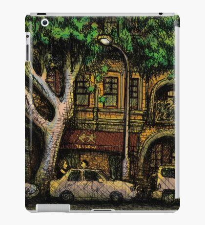 The Yellow House, Potts Point iPad Case/Skin